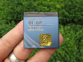 baterai Nokia BL-6P