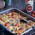 Gefüllte Pasta Schnecken mit Hähnchen-Blattspinat & Ricotta in würziger Tomaten Sauce