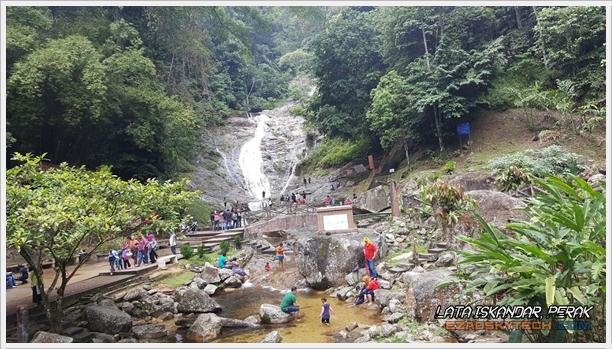 Lata Iskandar, Perak
