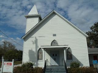 Parrish United Methodist Church