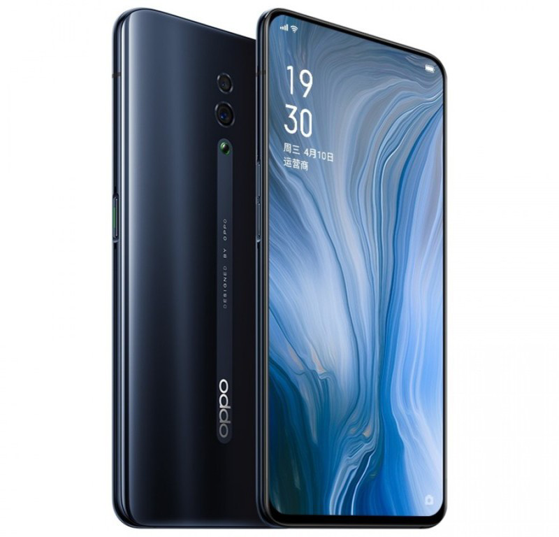 OPPO Reno renders show dual rear camera setup
