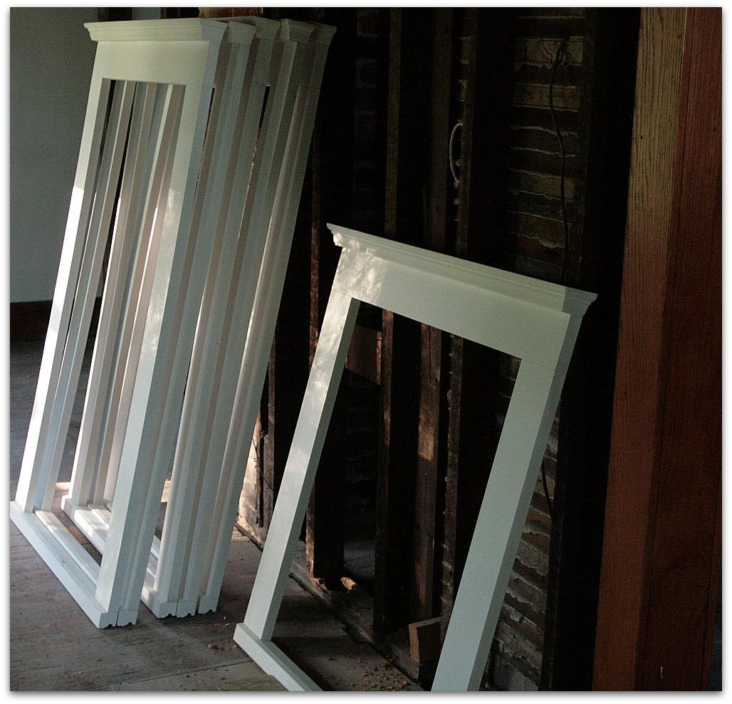 Exterior window trim ideas for stucco for Exterior stucco trim ideas