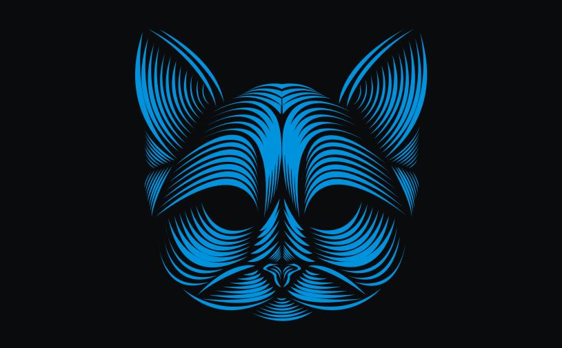 Line Art Vector Tutorial : Creative vision