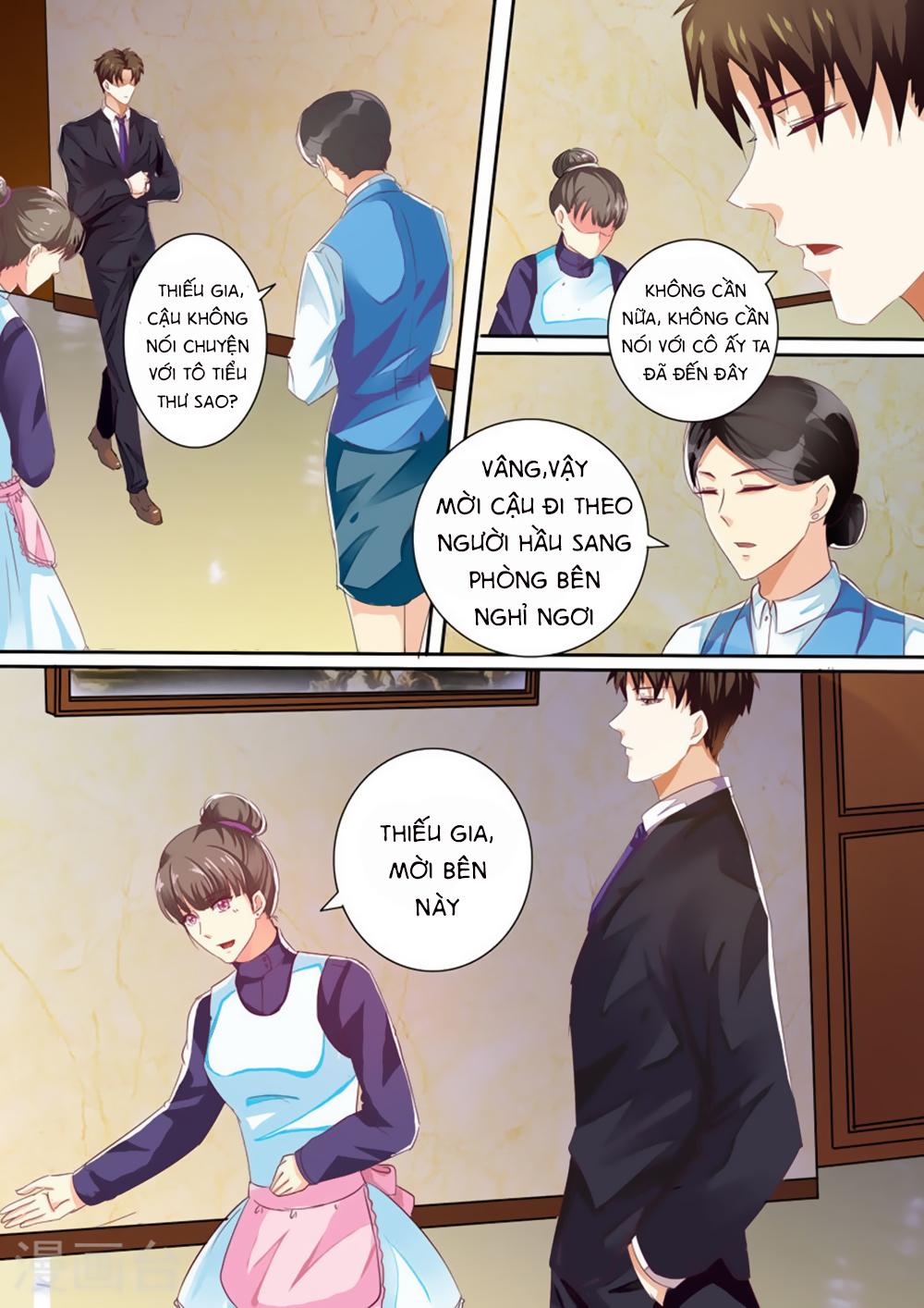 Hào Môn Tiểu Lão Bà_Chap 27