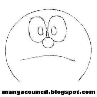 Cara Menggambar Kartun Doraemon Serta Sketsa Dan Contohnya