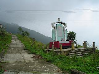 Hai Van passo di montagna. Danang. Vietnam