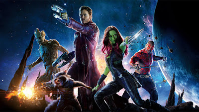 Guardians of the Galaxy - Road To Infinity War