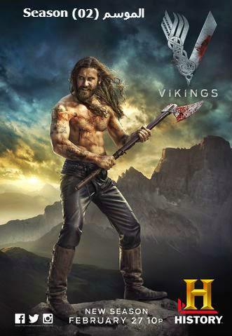 تحميل ومشاهدة الموسم الثاني من مسلسل Vikings S02 مترجم كامل مشاهده مباشره  Vikings%2Bseason%2Btwo-movisoo