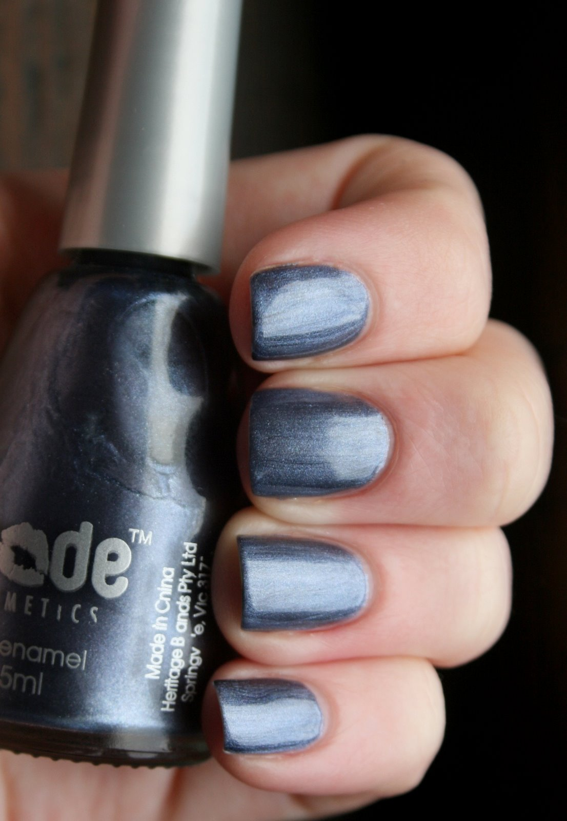Mode Blue Steel swatch