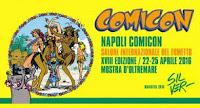 Salotto internazionale del fumetto: Napoli Comicon 22-25 Aprile 2016