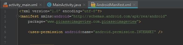 أندرويد (Java) : كيف تتعامل مع الصور على الويب و إظهارها في ImageView بالإعتماد على Picasso
