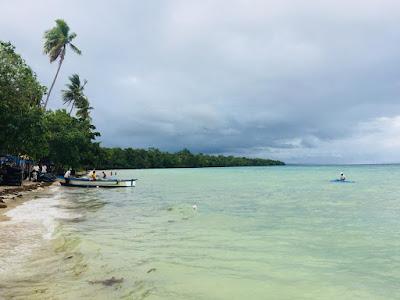 Pantai Morano Kabupaten Muna