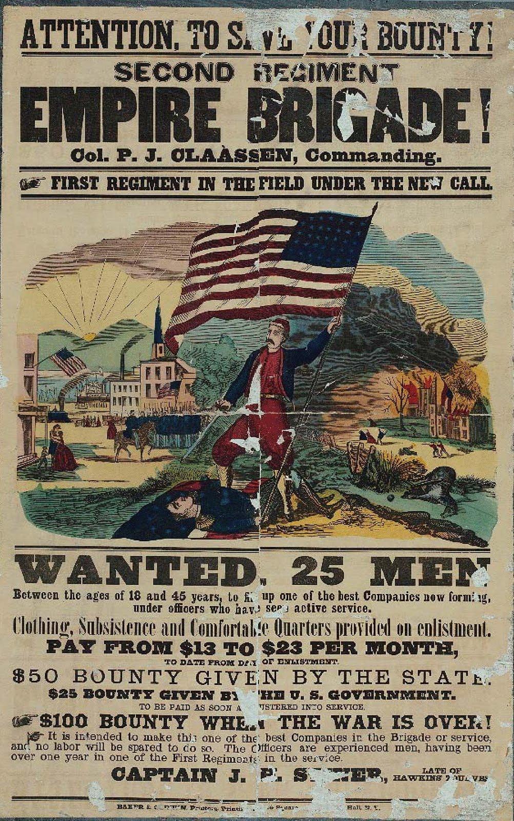 Vintage World War II posters