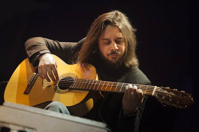 Carlos Carmona - Flamencos y Mestizos - Sala Berlanga (Madrid) - 9/3/2017