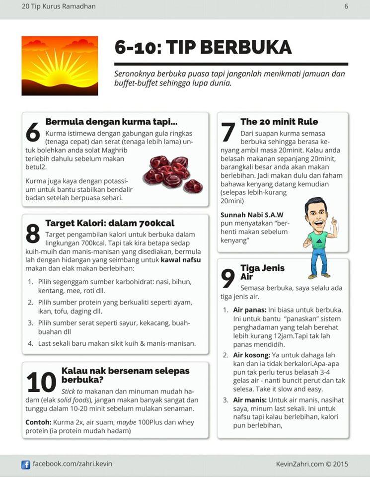 badan manfaat - cara untuk diet