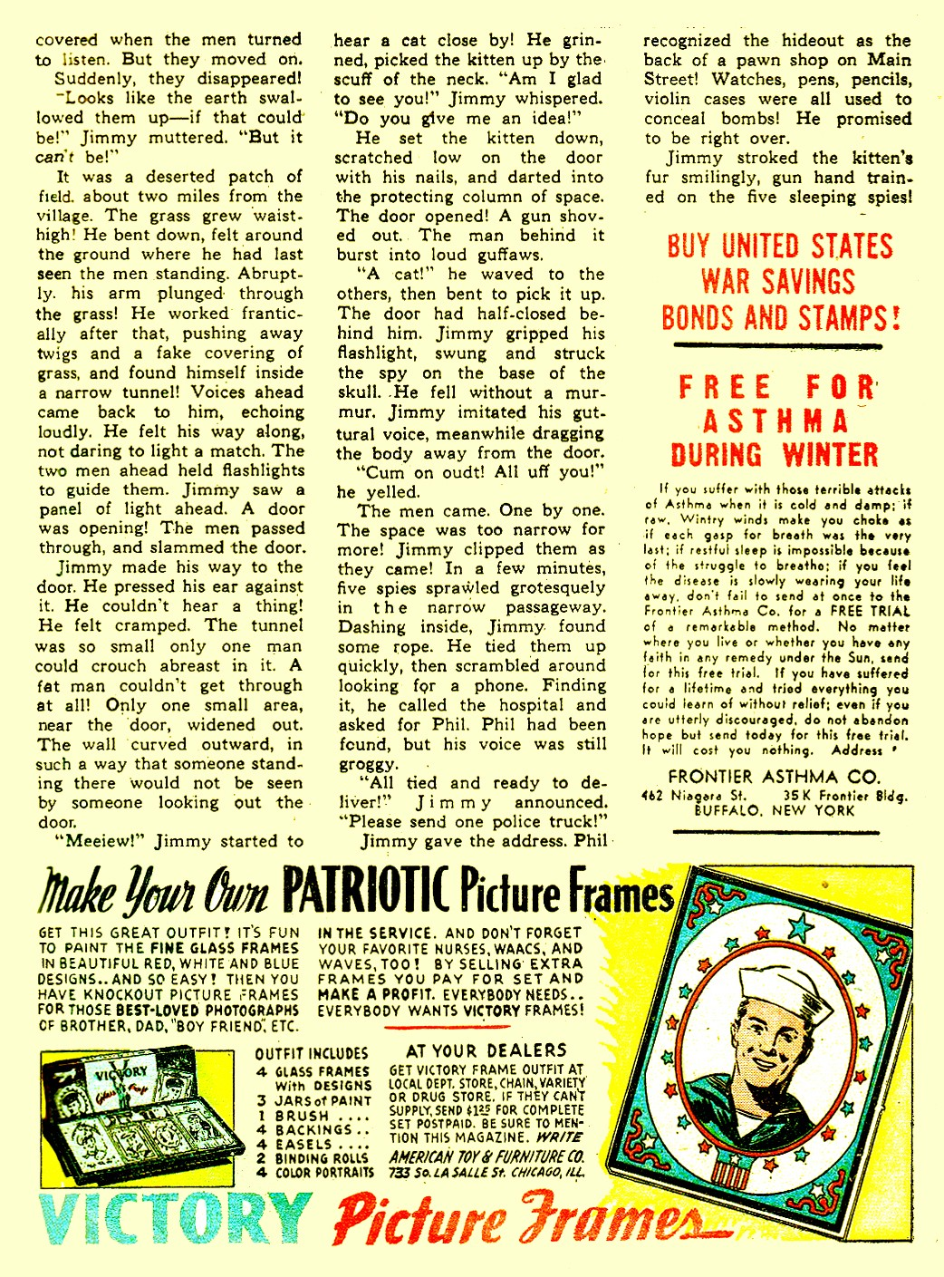 Read online All-American Comics (1939) comic -  Issue #47 - 48