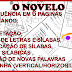 O NOVELO - POEMA, INTERPRETAÇÃO, CRUZADINHA, NOVAS PALAVRAS E OUTROS- 1º ANO/2º ANO
