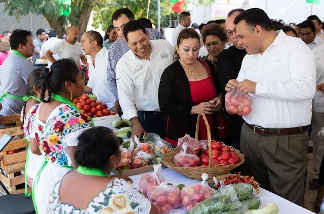 Promueven los sabores de Yucatán