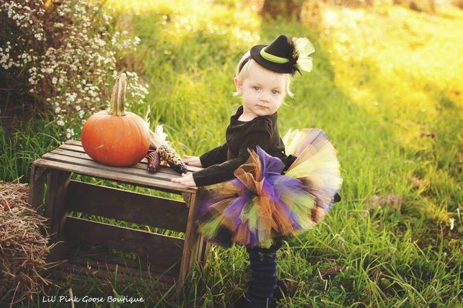 Disfraz de halloween de última hora