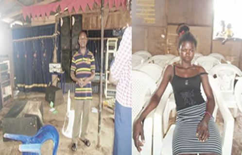 EBONYI YOUTHS ATTACK PASTOR FOR PREVENTING A FEMALE MEMBER FROM GETTING MARRIED – WHAT HAPPENED AFTER WILL SHOCK YOU