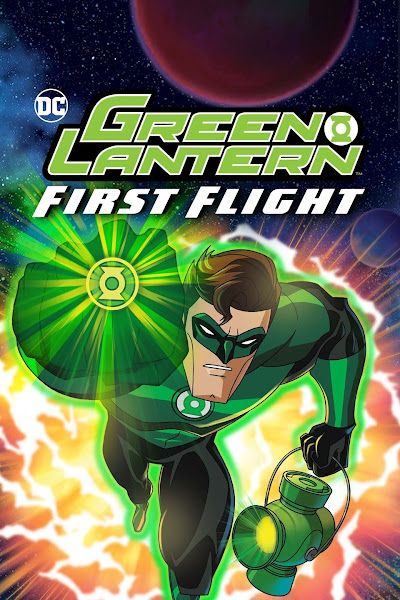 Green Lantern: First Flight (2009) Full Movie [English-DD5.1] 720p BluRay ESubs
