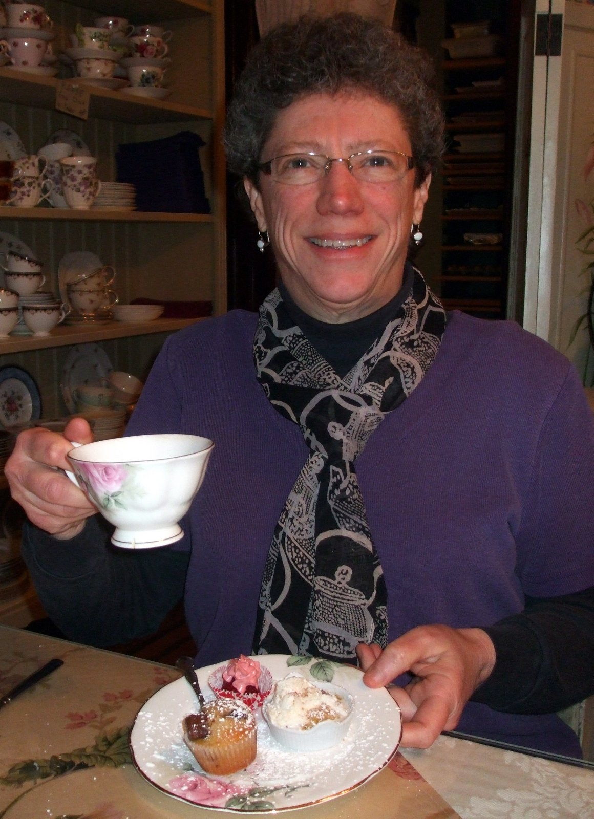 Tea Rooms Around Philadelphia Pa