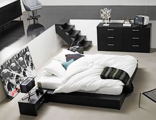 Black And White Comforter Sets And Bedroom Decorating Ideas
