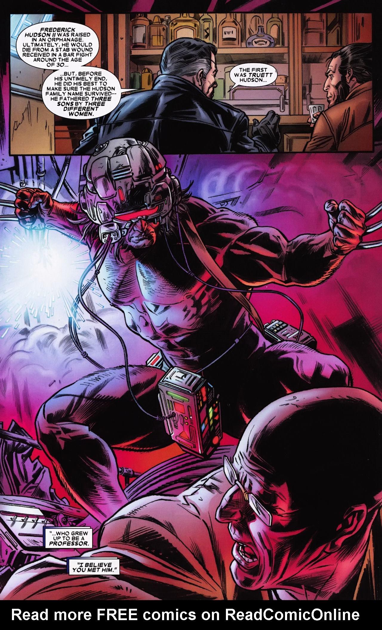 Read online Wolverine: Origins comic -  Issue #33 - 13