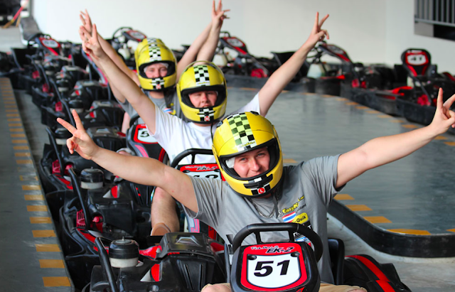 Easy Kart caters to drivers of all ages