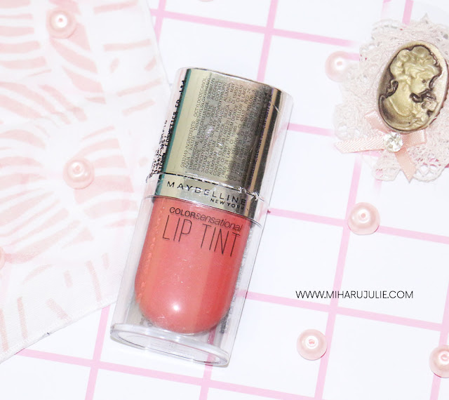 Maybelline Color Sensational Lip Tint