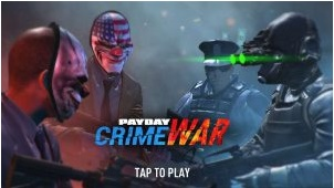 PAYDAY Crime War APK+DATA