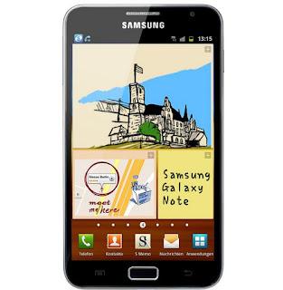 Cara Flashing Samsung Galaxy Note GT-N7000
