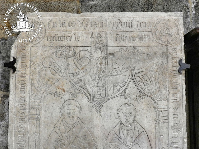 DIJON (21) - Cathédrale Saint-Bénigne (XIIe-XVe siècles) (Intérieur)