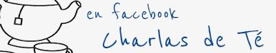 Charlas de Té en Facebook