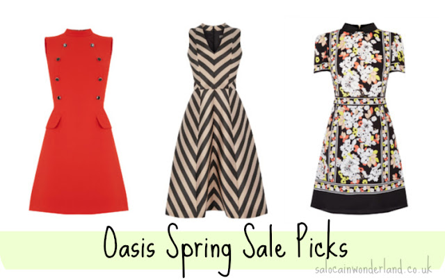 oasis spring sale