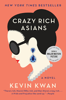 Crazy Rich Asians Trilogy (Crazy Rich Asians, China Rich Girlfriend, Rich People Problems) by Kevin Kwan