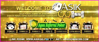 Keuntungan Bergabung Bersama Asikqq Situs Judi Online Terbesar dan Terpercaya di Indonesia