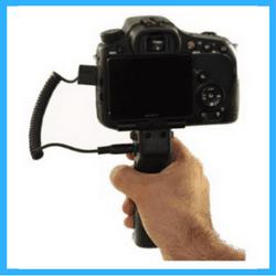 Sony a6000 Trigger Pistol grip