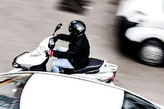Conducir una scooter en invierno - Fénix Directo Blog