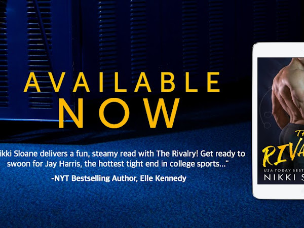 The Rivalry by Nikki Sloane | Release Day Review