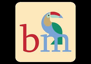 Belize Marketing (BM) Logo Vector