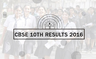 Class 10th Result 2016
