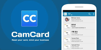 CamCard – Business Card Reader Apk for Android (paid)
