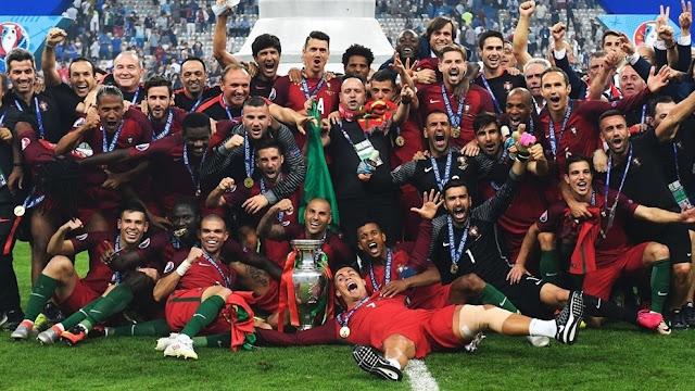 Selamat! Portugal Juara Piala Eropa 2016!