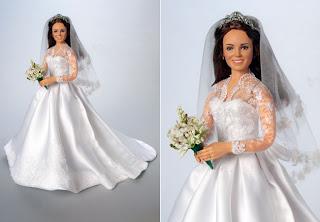 BONECA+8 Kate Middleton ganha versão em boneca