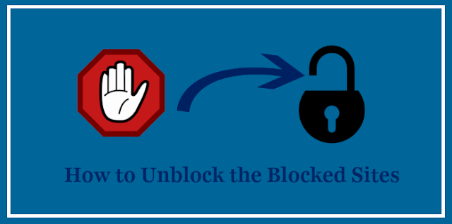 How to Unblock Blocked Websites