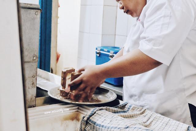 pengalaman di es krim ragusa jakarta