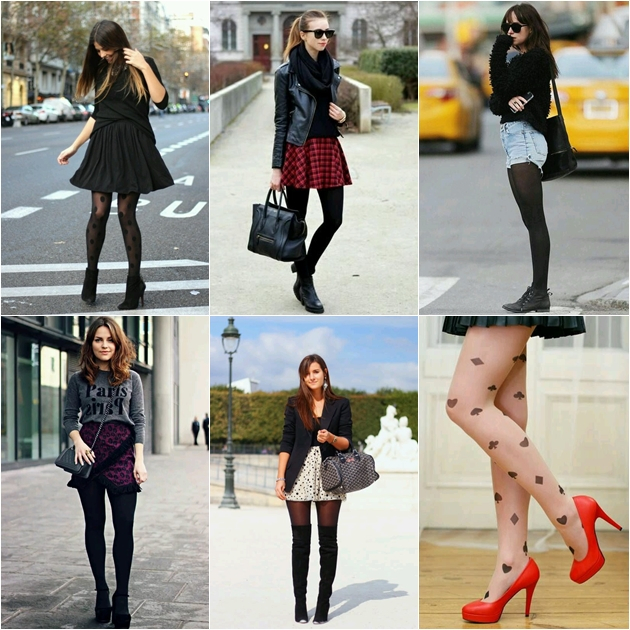 Looks com meia-calça (com várias dicas!)