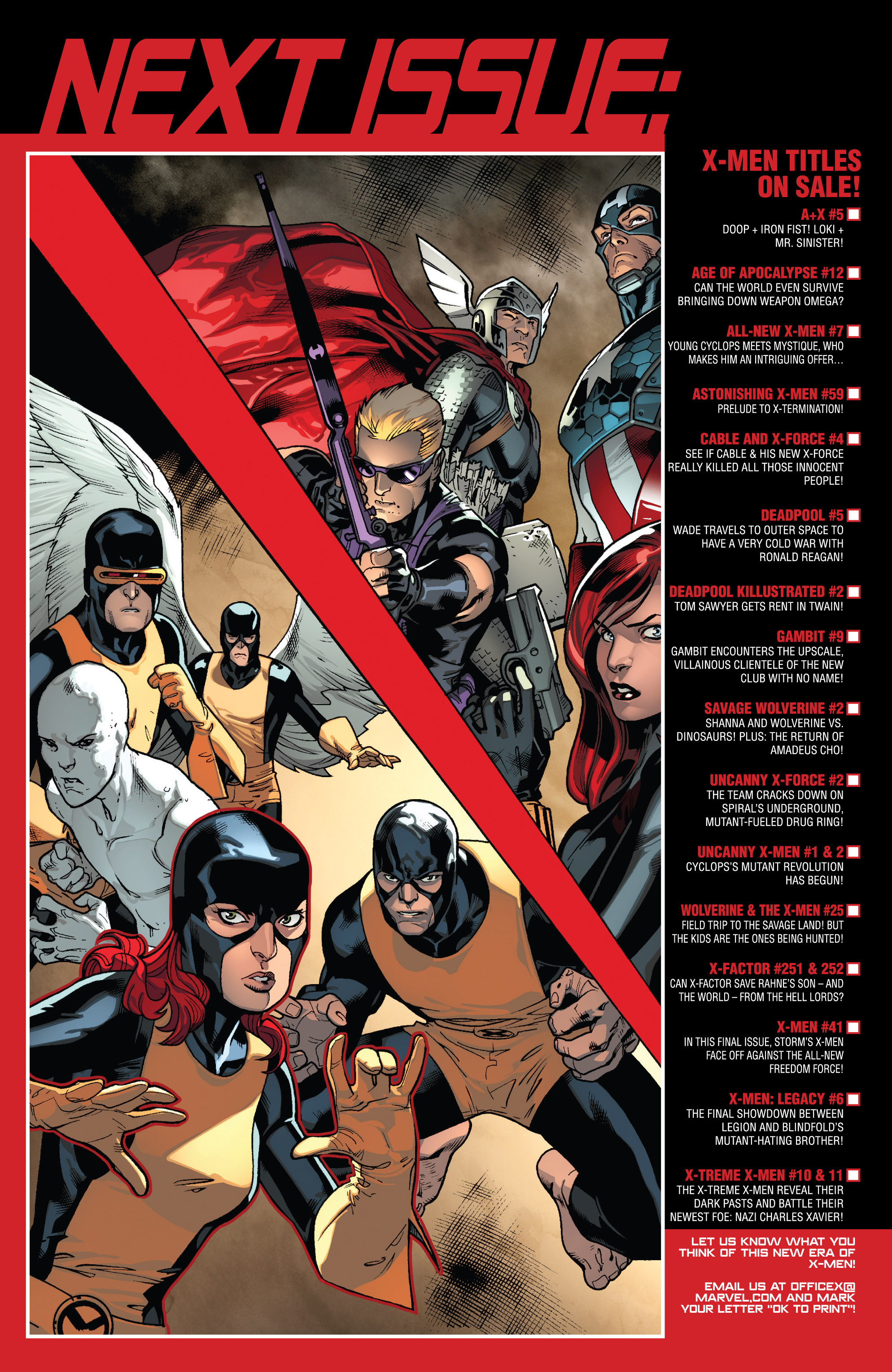Read online All-New X-Men (2013) comic -  Issue # _Special - Here To Stay - 42
