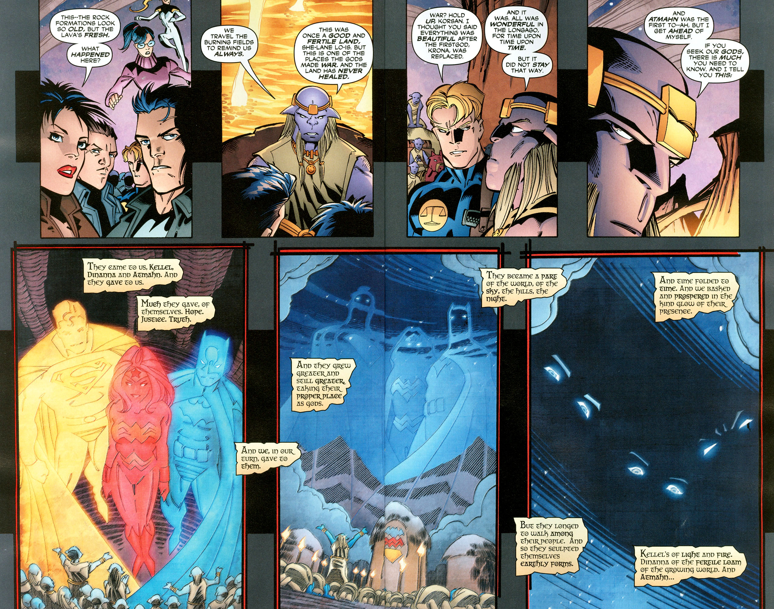 Read online Trinity (2008) comic -  Issue #31 - 22